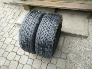 Yokohama 215/60R15 all season tires