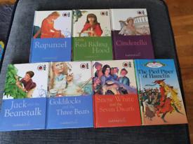 Ladybird books x7
