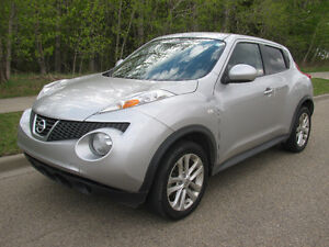 2012 Nissan Juke SV 1.6 Turbo Hatchback