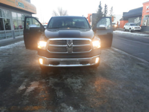 Finance Available 2017 Dodge Ram 1500 Big Horn Crew Cab