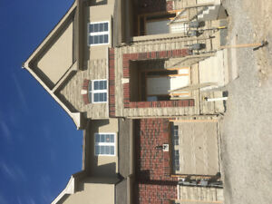 Stunning new build never lived in DeSantis townhome for LEASE!