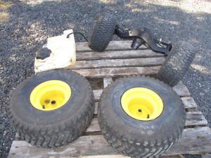 John Deere LT 166 Parts