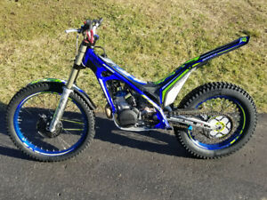 2017 Factory Sherco 300cc Trials bike - Excellent condition
