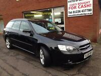 SUBARU LEGACY 2.0 RE ESTATE IN FANTASTIC CONDITION WITH FULL SERVICE HISTORY!!!