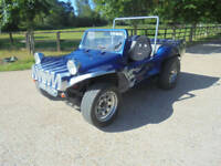 V/W BEACH BUGGY 1600CC tax free