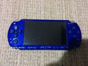 CONSOLE ONLY Sony PSP 2001 Limited Edition (Read Description)