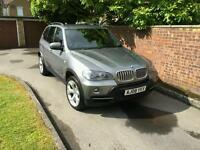 2008 BMW X5 SD Se 7-seater with Rear DVD Player