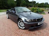 2006 BMW 320 2.0TD Cd Y d M Sport Edition Convertible Diesel Manual