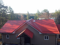 Now Offering Affordable Metal Roofs