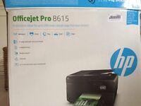 Officejet Pro 8615 printer, never used