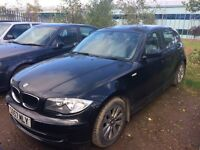 BMW 120D 2008 - Spares or Repair