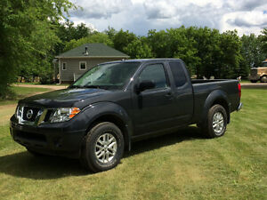 Reduced Price- 2014 Nissan Frontier Pickup Truck