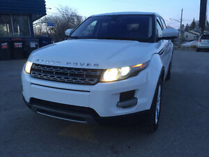 2012 Land Rover Range Rover Evoque Pure City SUV, Crossover