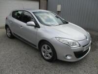 2011 Renault Megane 1.5 dCi 110 Dynamique TomTom 5dr £20 road tax 5 door Hat...