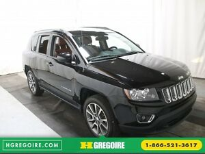 2015 Jeep Compass Limited AUTO CUIR MAGS