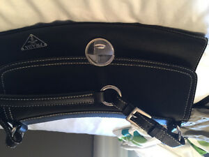 Black purse for sale Prada knock off I think