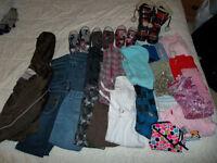 Girl's clothing lot (s-m)