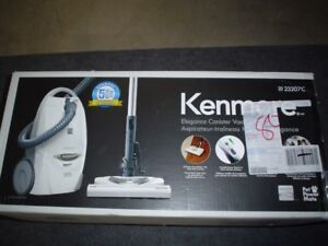 KENMORE ELEGANCE CANISTER VACUUM – NEW IN BOX