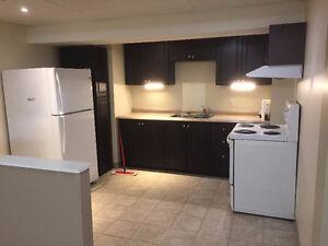 1 Bedroom Basement Apt for Rent in Brampton