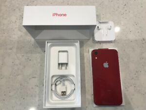 iPhone Xr (Product) red 64GB
