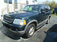2002 Ford Explorer tax included SUV, Crossover