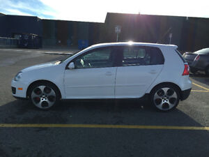 2009 Volkswagen GTI 2.0 Turbo, great condition