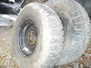 Tires 825x15
