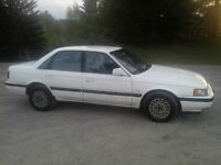 Mazda 626 in good shape, for a nice price!