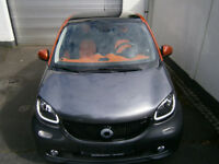 Smart forfour Edition # 1 Navi PDC LED