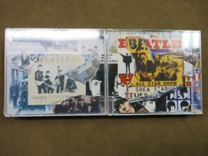 BEATLES ANTHOLOGY CD  SET 1 & 2