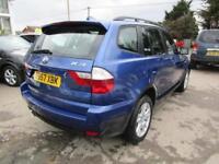2008 BMW X3 2.0 20d SE 5dr