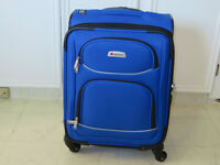 DELSEY CARRY-ON LUGGAGE .. NEW
