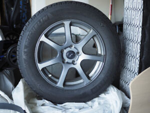 """17"""" WINTER TIRES for NISSAN ROGUE"""