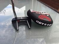 Odyssey Putter - Metal X (7) - as new with cover