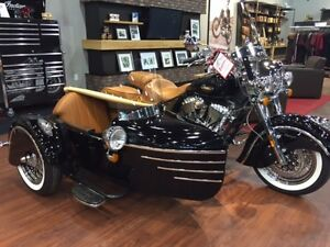 2017 Indian Chief Vintage Thunder Black