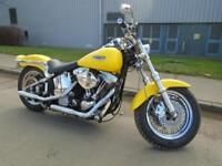 1988 HARLEY-DAVIDSON 1340CC IMMACULATE CONDITION 2 OWNERS FROM NEW