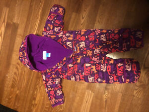 Cozy Columbia Down Snow Suit