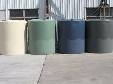 5000 LITRE ROUND RAIN WATER TANK  INCL DEL 250k RADIUS SYDNEY Manning Point Greater Taree Area Preview