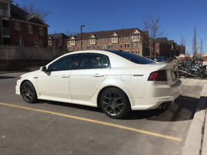 2008 Acura TL Type-S A-Spec