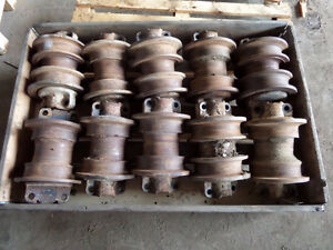 Parts for Excavators Tracks Undercarriage Hydraulics Engines &