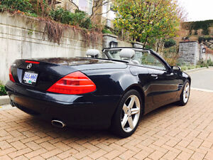 2005 Mercedes-Benz SL-Class 5.0L Coupe (2 door) Great condition! North Shore Greater Vancouver Area image 2