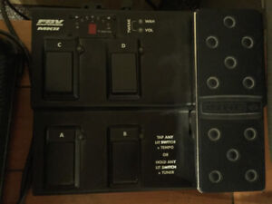Line 6 Spider IV 120w amplifier with FBV pedal
