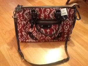 OiOi Diaper Bag With Accessories