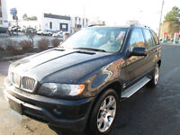 2001 BMW X5,123km,two sets of tires,one owner,.like new City of Toronto Toronto (GTA) Preview