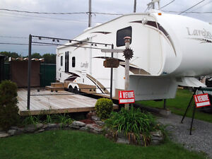 Creative Trailer Camptente Roulotte 2005  5200 In Ottawa Ontario For Sale