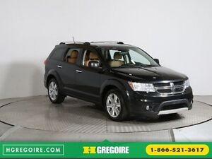 2013 Dodge Journey R/T AWD CUIR MAGS CAM.RECUL