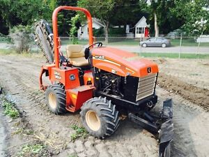 Ditch Witch Trencher - LOW hours
