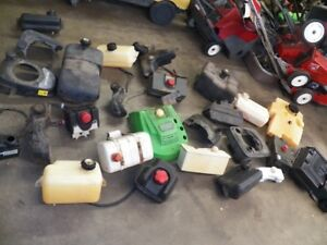 Many Gas Tanks for Small Machines