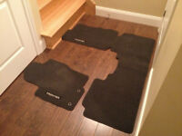 Like new OEM Nissan Frontier carpeted floor mats