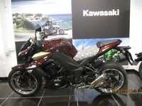2010 KAWASAKI Z1000- Limited Edition